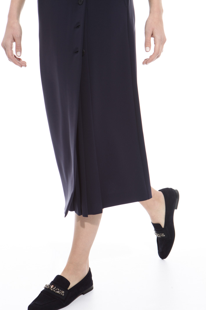 Wrap-up cady skirt Intrend