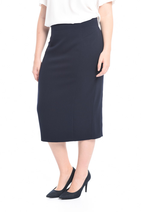Stretch pencil skirt Diffusione Tessile