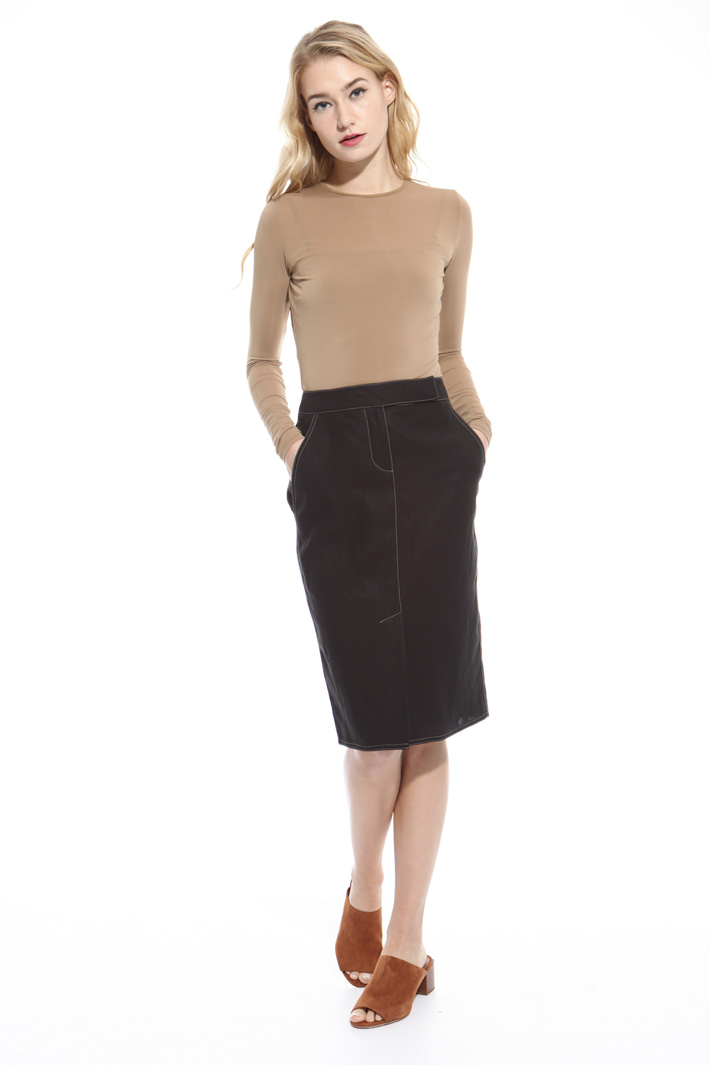 Hand-sewn skirt Intrend