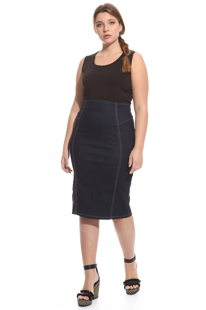 Pencil skirt Diffusione Tessile