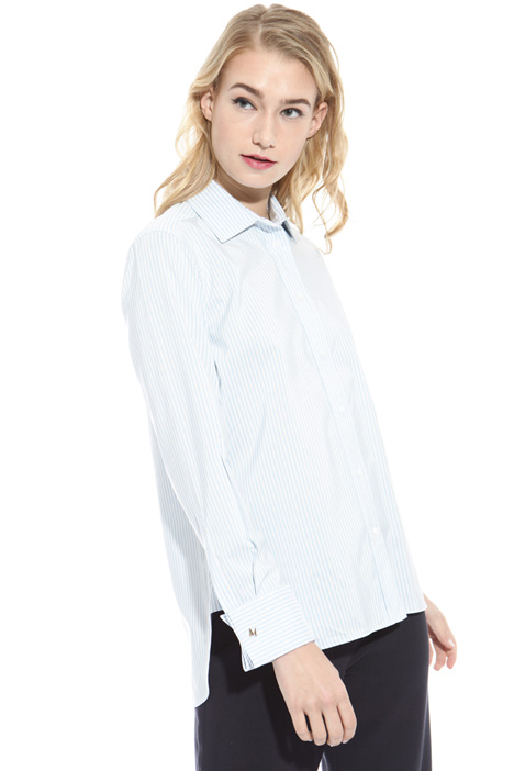 Silk and cotton shirt Intrend