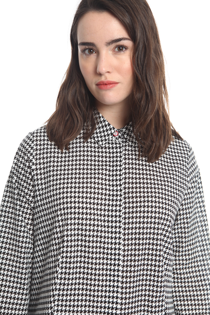 Cotton muslin shirt Diffusione Tessile