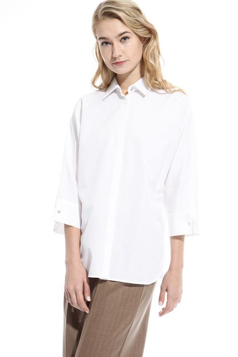 Cotton kimono shirt Diffusione Tessile