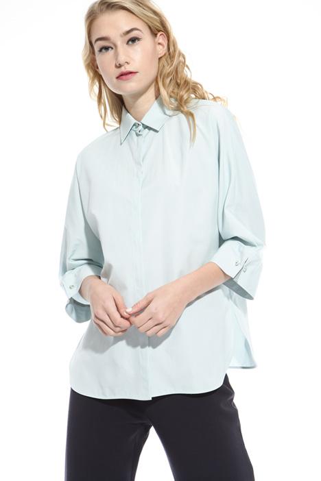 Camicia kimono in cotone Diffusione Tessile