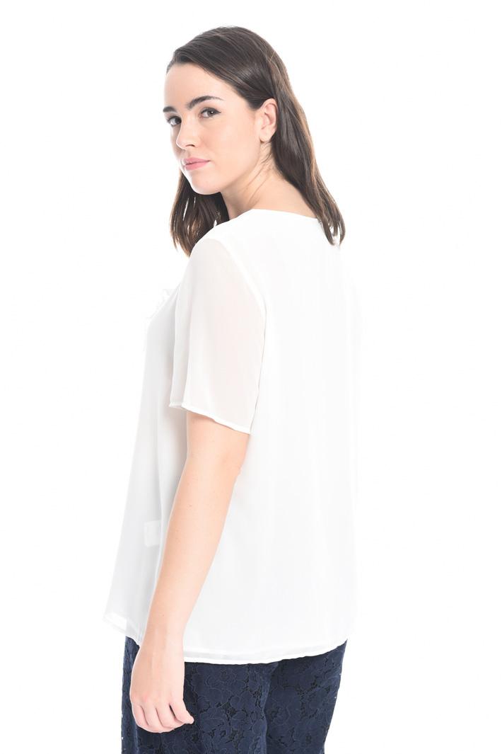 Georgette blouse Diffusione Tessile