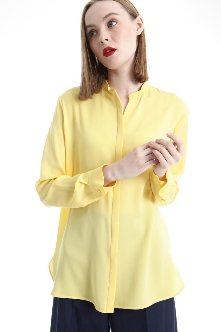 Pure silk shirt Intrend