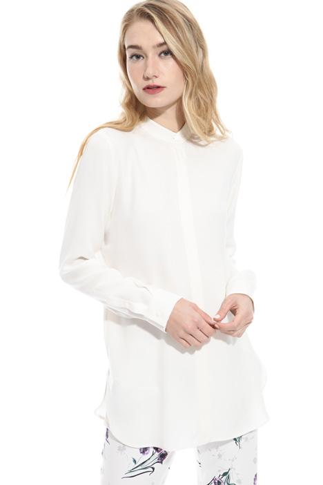 Camicia in georgette pesante Diffusione Tessile