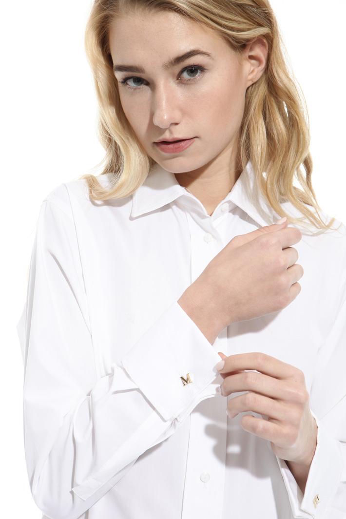 Pure cotton shirt Diffusione Tessile