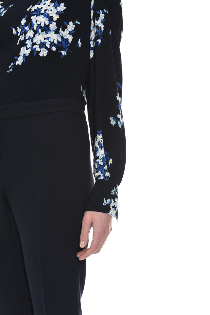Stretch cady trousers Intrend