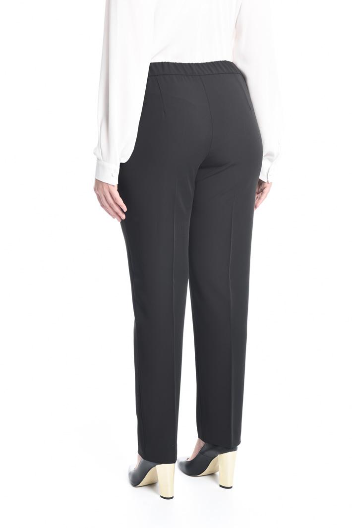 Pantalone in tessuto tecnico Intrend