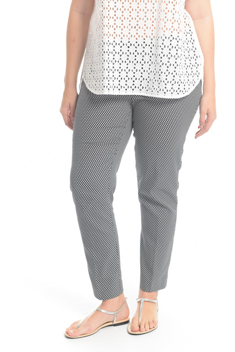Stretch technical trousers Diffusione Tessile