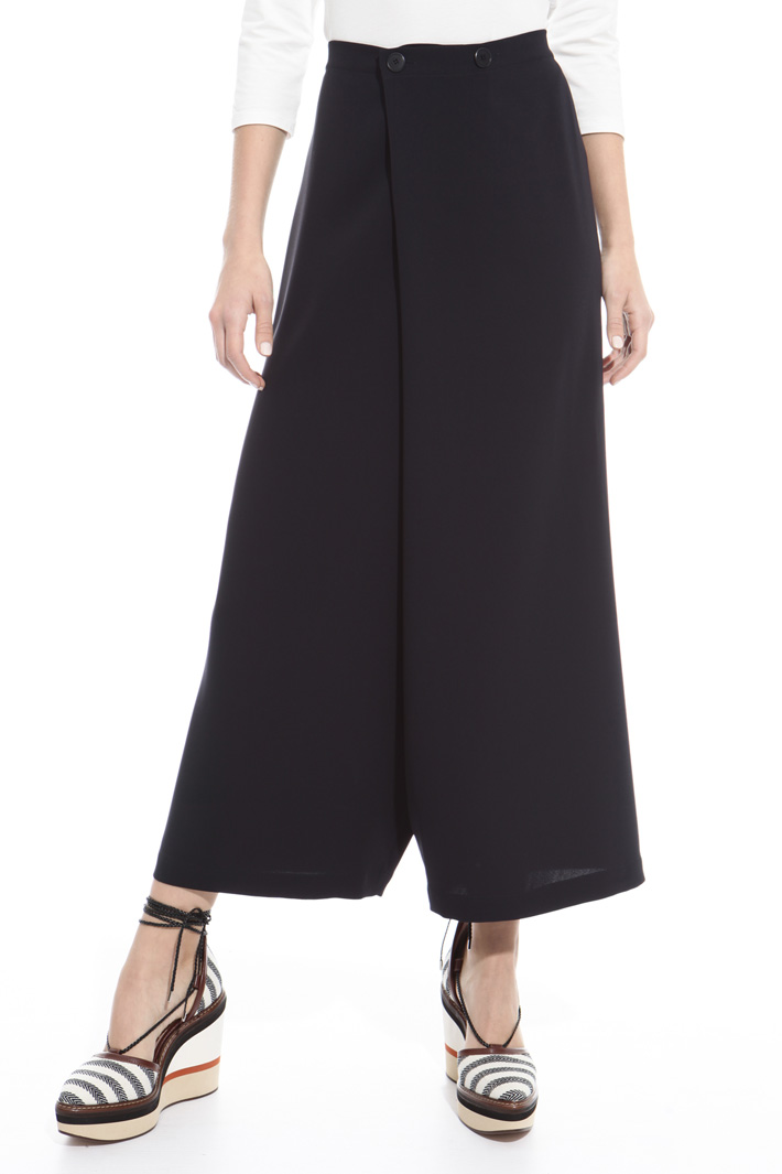 Triacetate divided skirt Diffusione Tessile