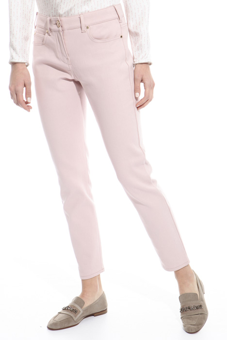 Double fabric trousers Diffusione Tessile