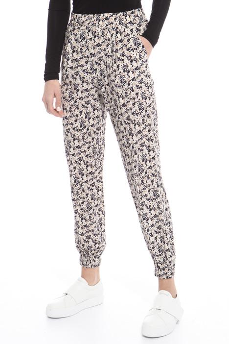 Pantaloni Tessile Pantaloni Materiale Materiale Seta Diffusione 5wqzqgPn