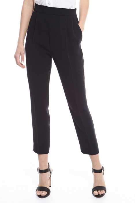 High-waist trousers Diffusione Tessile