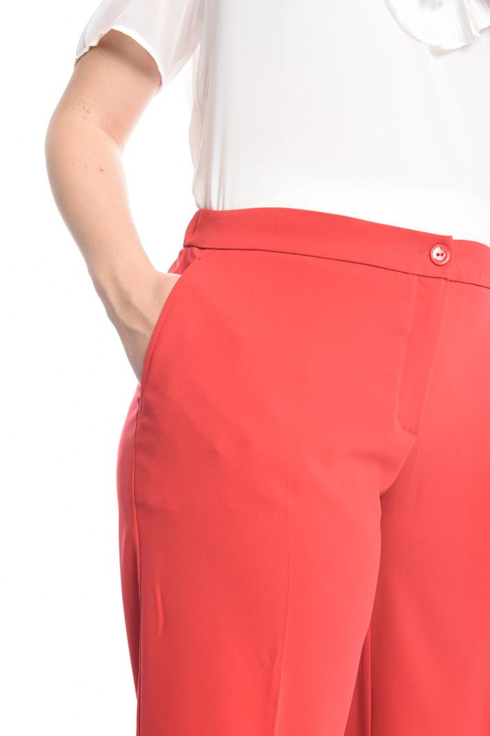 Pantalone cropped stretch Intrend