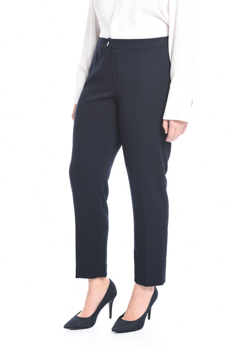 Fluid fabric trousers  Diffusione Tessile