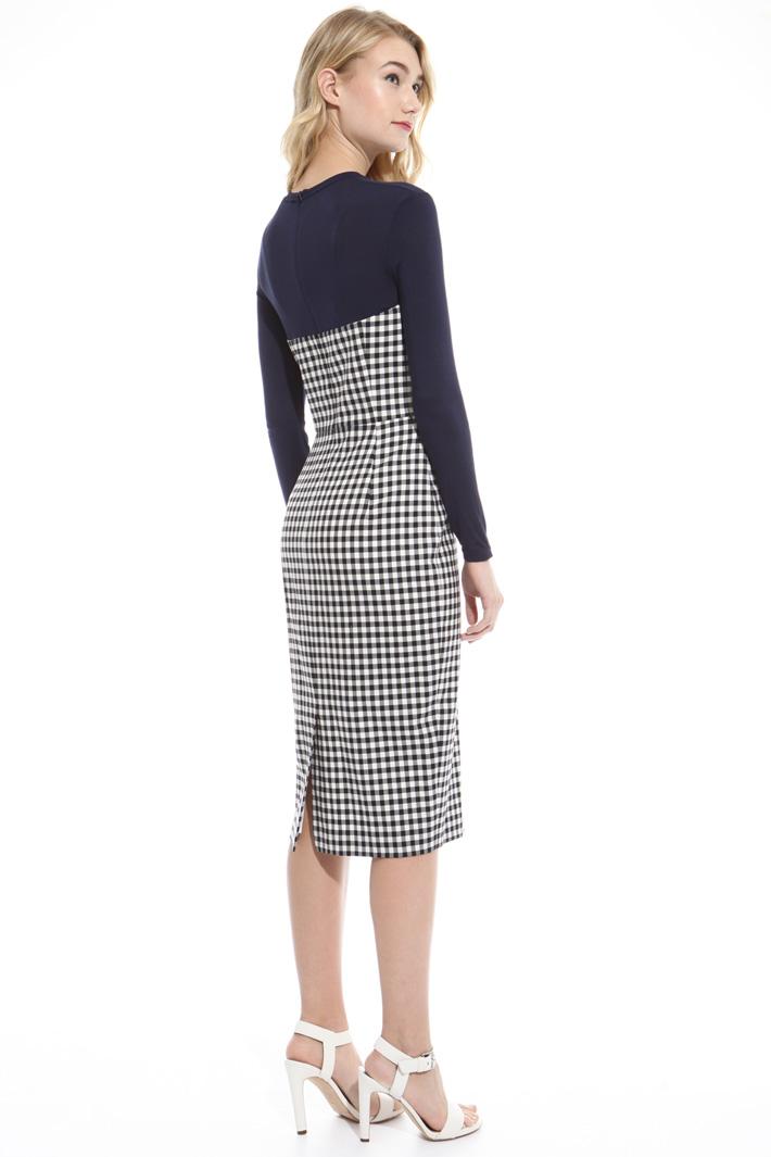 Wool longuette dress Intrend