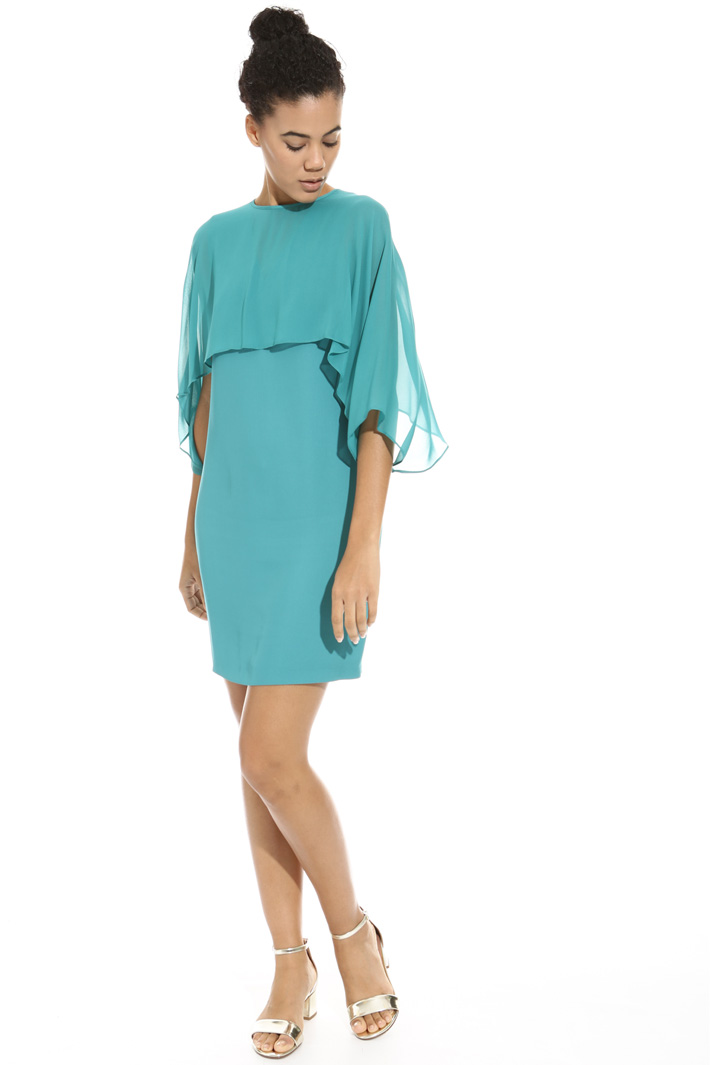 Overlay dress Intrend