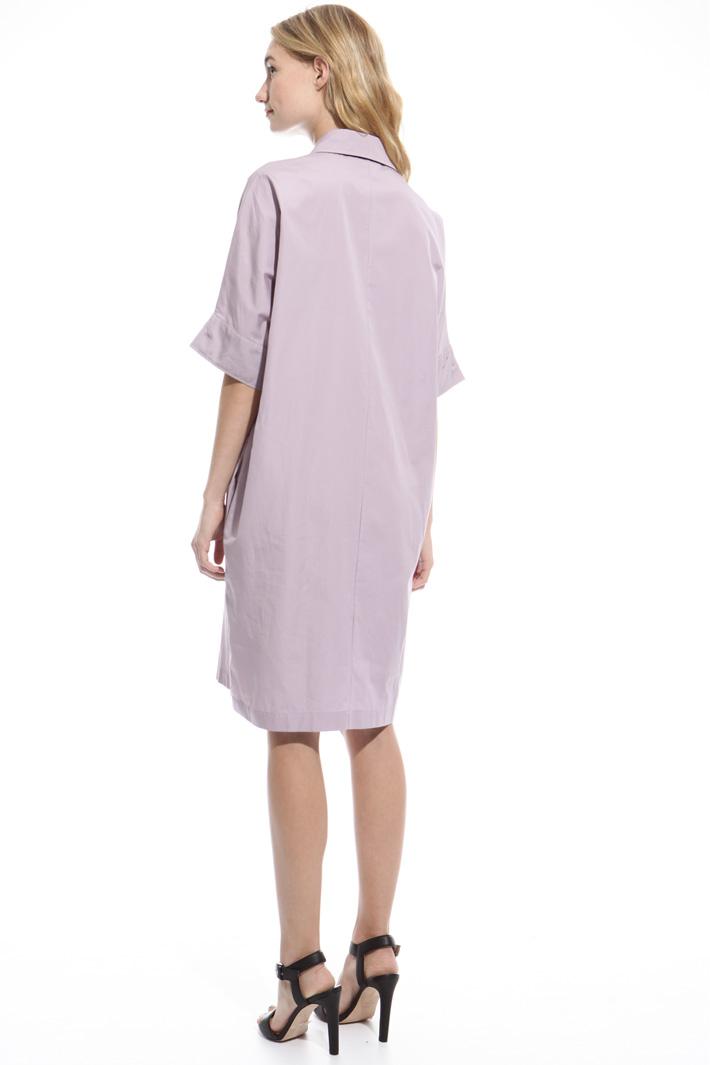 Cotton chemisier dress Intrend