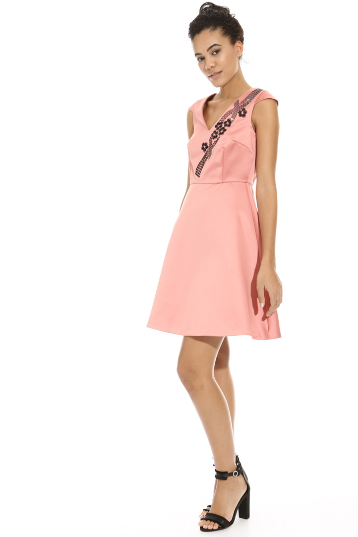 Princesse-line duchesse dress Intrend