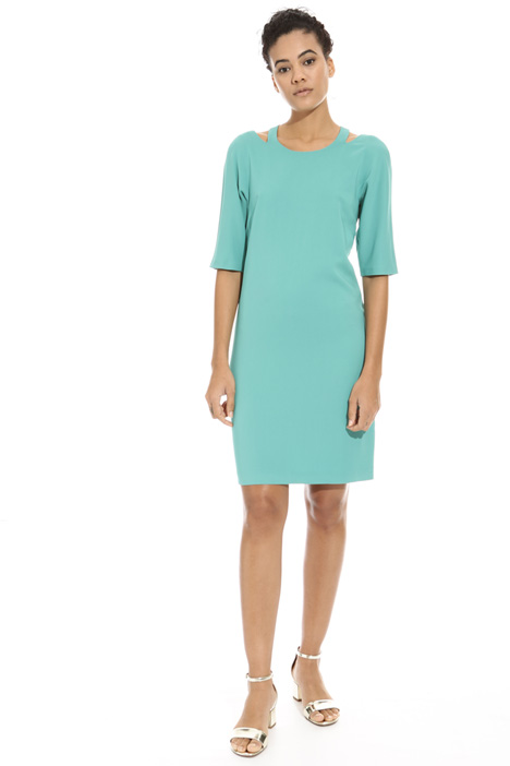 Cady dress with cut-out Intrend