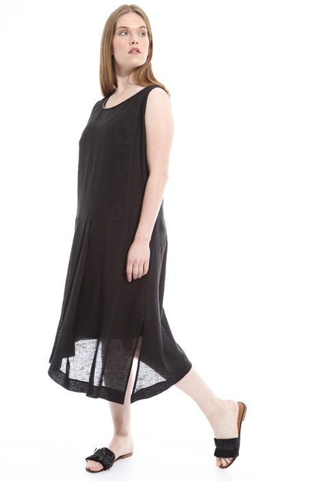 Lightweight linen dress Intrend