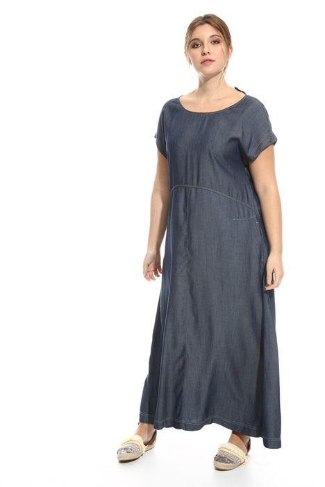 Tencel denim dress Intrend