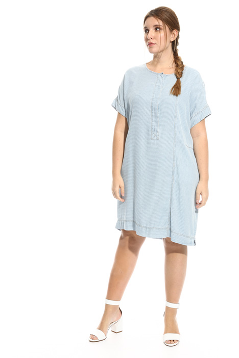Tencel denim dress Diffusione Tessile