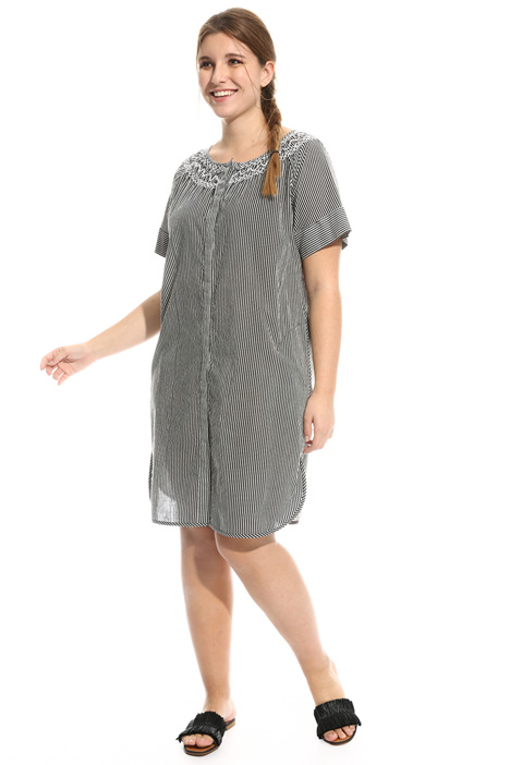 Cotton voile dress Intrend