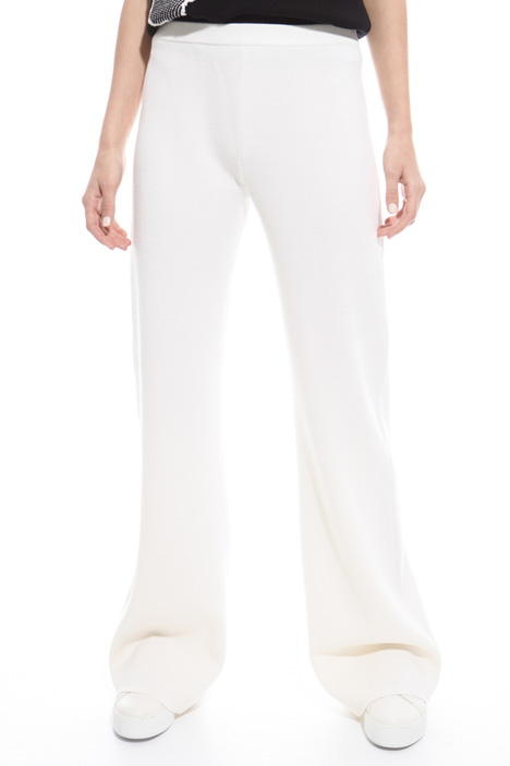 Virgin wool trousers Diffusione Tessile
