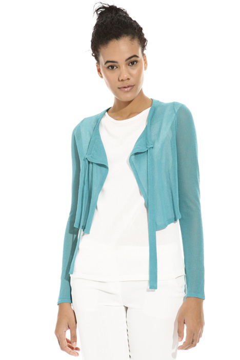 Gauze viscose shrug Intrend