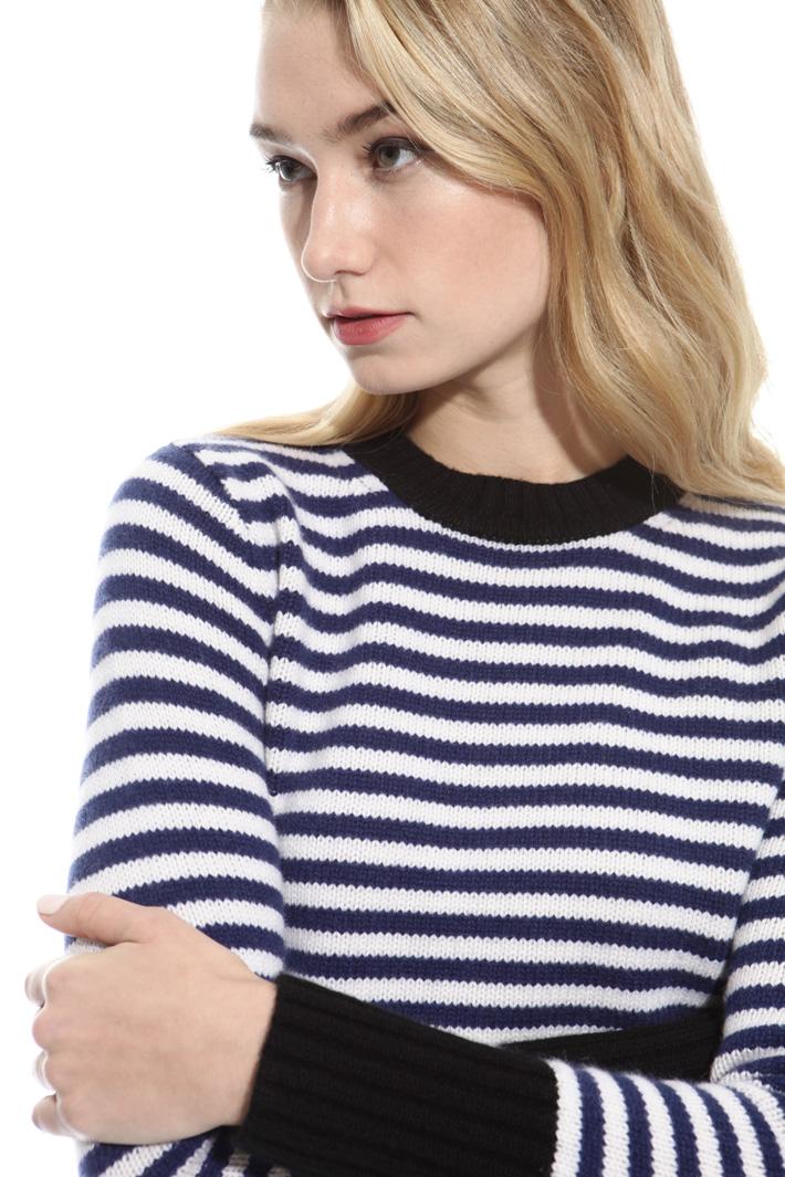 Pure cashmere sweater Diffusione Tessile