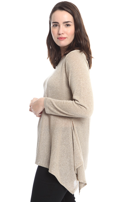 Lurex viscose sweater Diffusione Tessile