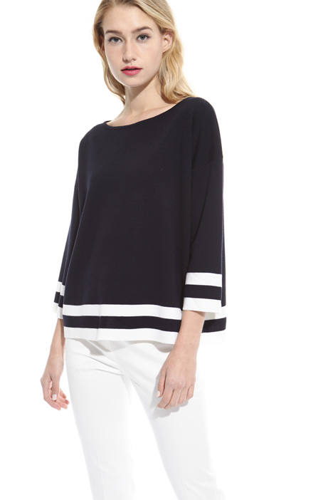 Virgin wool sweater Diffusione Tessile
