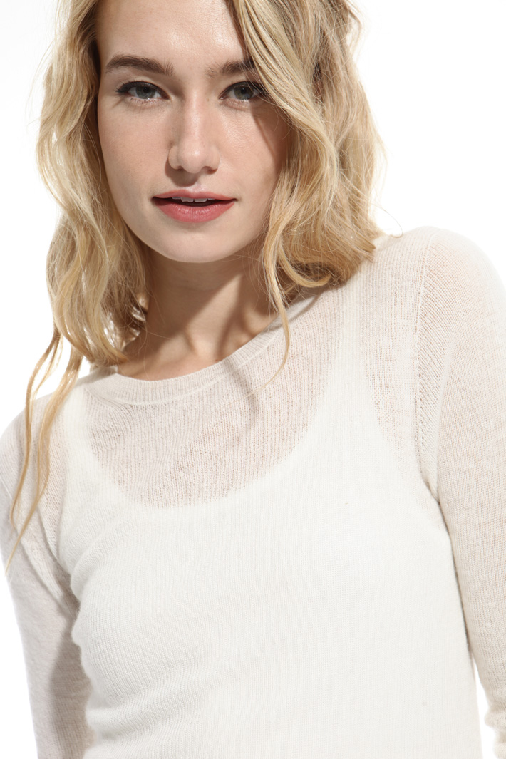 Fine cashmere sweater Intrend
