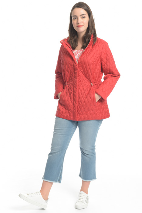 Padded quilted jacket Intrend