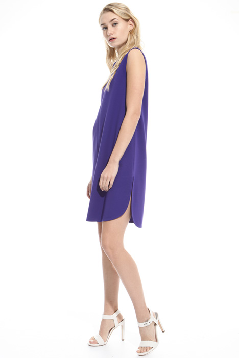 Sleeveless tunic dress Diffusione Tessile