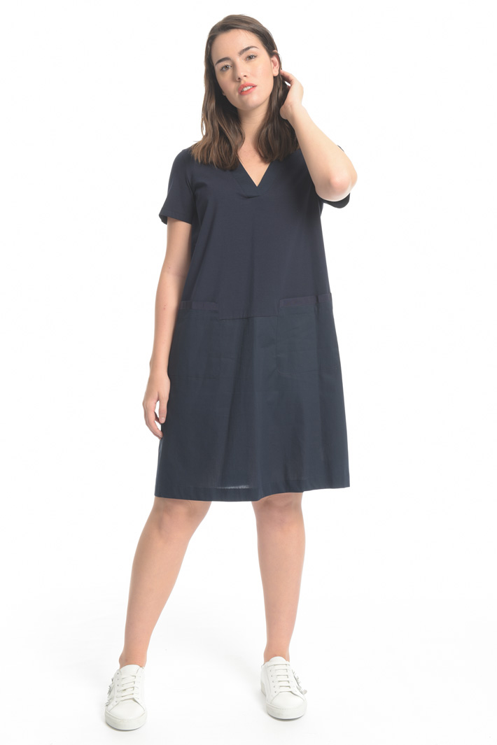 Jersey polo dress Diffusione Tessile