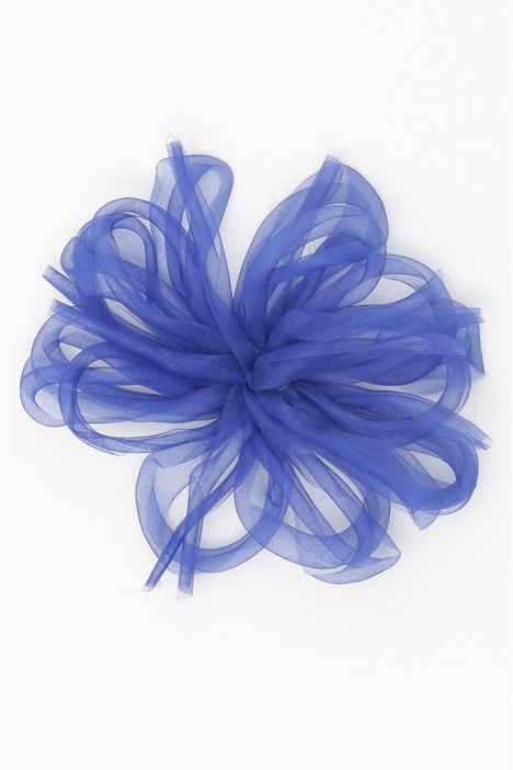 Organza flower brooch Intrend