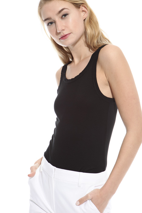 Viscose jersey tank top Intrend