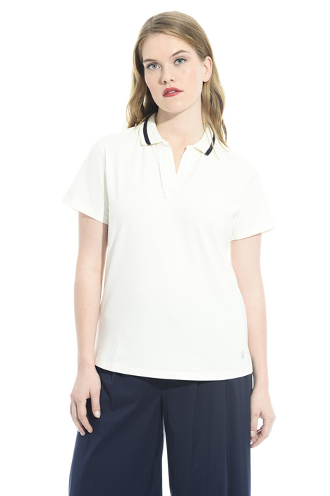 Jersey polo shirt Intrend