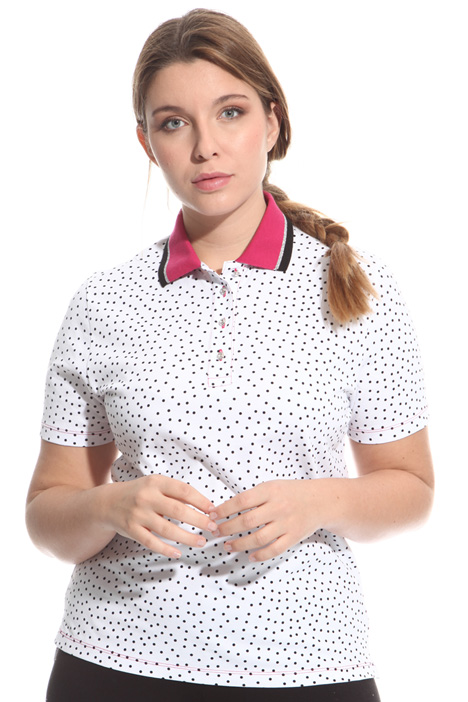 Cotton pique polo shirt Diffusione Tessile