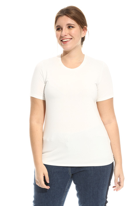 Stretch jersey T-shirt Diffusione Tessile