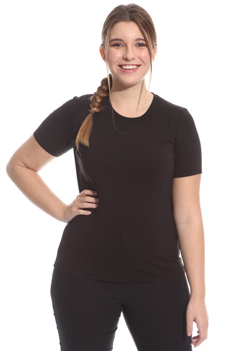 Stretch jersey T-shirt Intrend