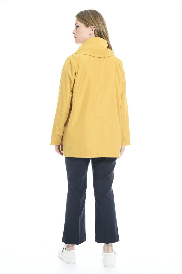Taffeta rain coat Intrend
