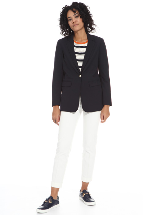Giacca blazer in tessuto Intrend