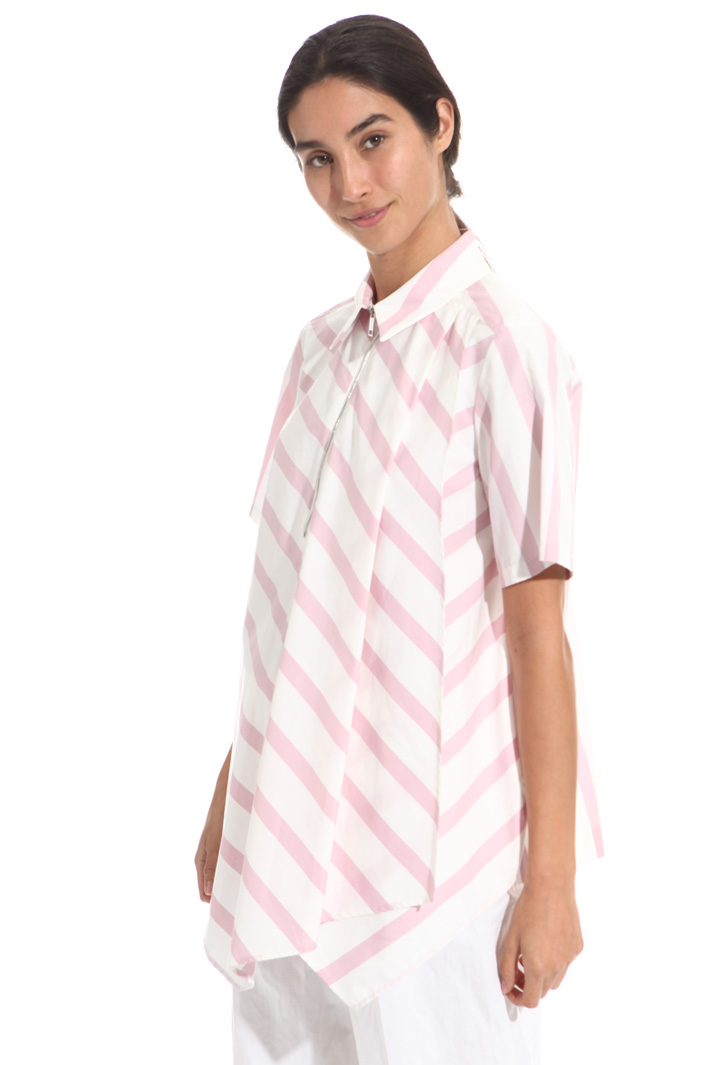 Short-sleeved shirt Diffusione Tessile