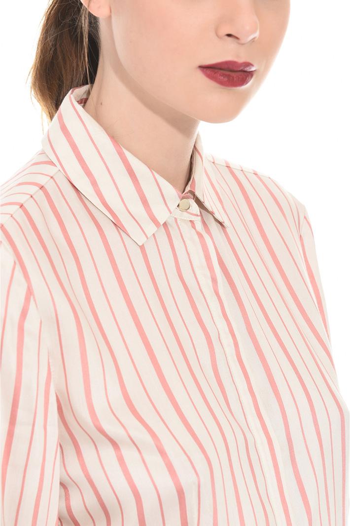 Viscose twill shirt Intrend