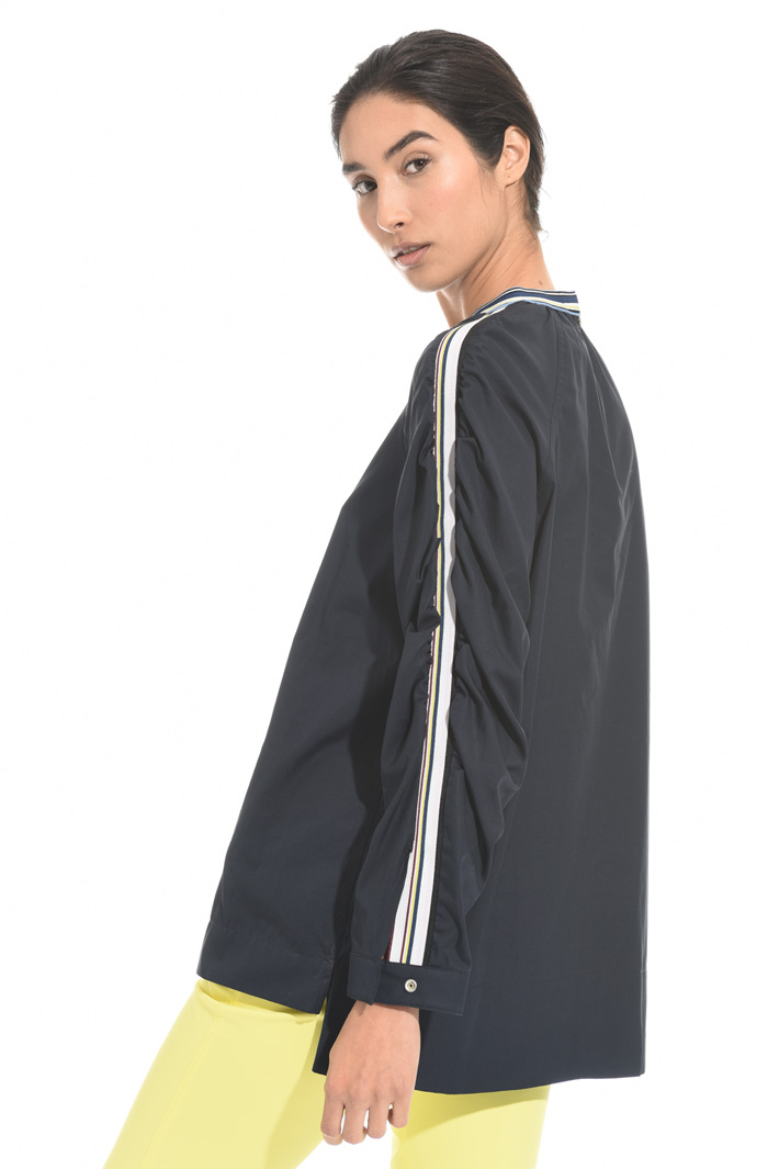 Tunic with elastic inserts Intrend
